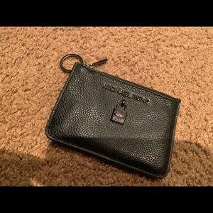 Michael Kors ID keychain wallet